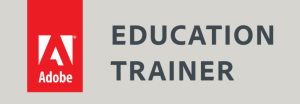 Adobe Education Trainer Badge