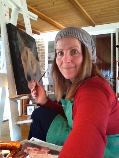 Keeping painting skills up!