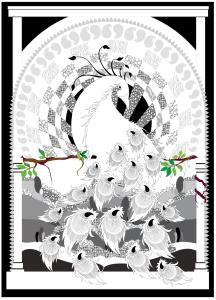 Peacock - final instalment
