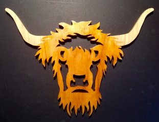 Scroll Saw Wood Art