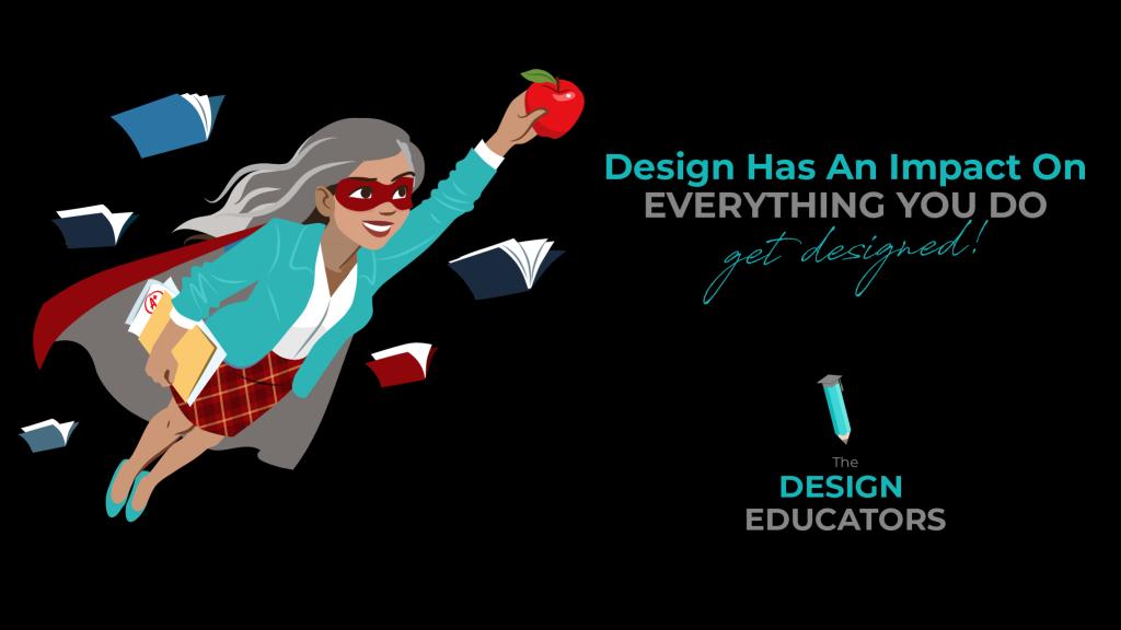 The Design Educators - Flying Educator